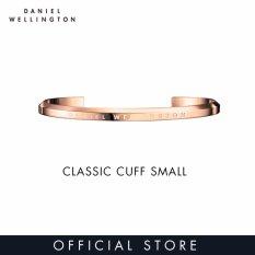 Daniel Wellington Klasik Cuff Kecil-Intl