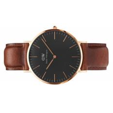 Daniel Wellington Classic St Mawes Black 40mm