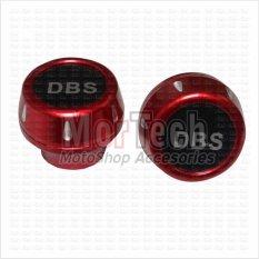 DBS Cover - Tutup - Jalu - Bandul as roda depan Mega Pro Almini merahIDR59500. Rp 59.500