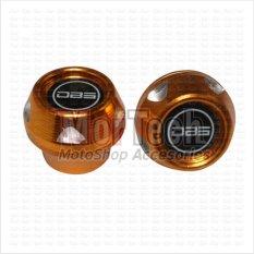 DBS Cover - Tutup - Jalu - Bandul as roda depan Shogun SP Almini Gold