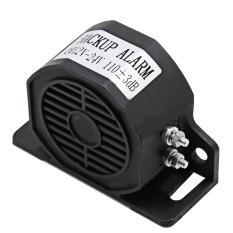 DC 12 yg 80 V 15 watt 105 db tahan air Sepeda Motor Mobil Kendaraan Alarm klakson terbalik ke belakang membalikkan pembicara