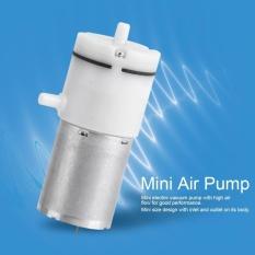 DC 12 V Micro Vacuum Pump Electric mini Air Memompa Booster untuk Perawatan Medis Instrumen-Intl