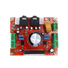 Diskon Dc 12 V Tda7850 4X50 W Mobil Audio Power Amplifier Board Modul Ba3121 Denoiser Intl Branded