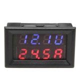 Diskon Dc 30V 50A Dual Digital Car Meter Voltmeter Ammeter Led Panel Amp Volt Gauge Intl Not Specified Di Hong Kong Sar Tiongkok