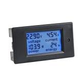 Review Dc 6 5 100 V 100A Lcd Display Digital Voltage Power Energi Meter Multimeter Ammeter Voltmeter Dengan 100A Saat Ini Shunt Intl Tiongkok