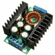 DC-DC step-down Power Supply Module 12A Adjustable Voltage Regulator Converter - intl
