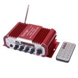 Harga Dc 12 V Mikrofon Penguat Daya Untuk Usb Sd Mp3 Format Fm Lhy600 Merah Termahal