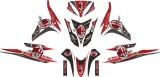 Spesifikasi Decal Modifikasi Stiker Honda Vario Techno 125 Ac Milan Paling Bagus