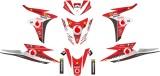 Jual Decal Modifikasi Stiker Vario Techno 125 Vodafone Termurah