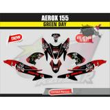 Harga Decal Sticker Striping Yamaha Aerox 155 Cc Terbaru