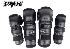 Beli Decker Fox Standard Pelindung Protector Siku Tangan Dan Lutut Kaki Online Terpercaya