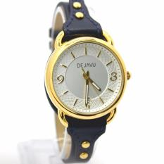 Dejavu DJ5021GZ Original Watch - Jam Tangan Fashion Wanita - Leather strapIDR395900. Rp 395.900