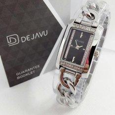Dejavu Watch DJ 5002 - Jam Tangan Fashion Wanita - Stainlees Steel