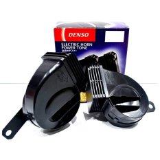 Toko Denso Klakson Keong Waterproof Anti Air 12V Full Power Motor Dan Mobil Denso Dki Jakarta