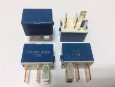Denso Relay AC Denso 12 V 4 pin / kaki 4g Made in Japan 156700-3220