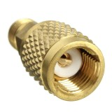 Jual Beli Details About 1 4 Male Sae X 5 16 Female Sae Adapter For R410A Mini Split Hvac System Gold Intl Baru Tiongkok