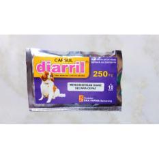 Diarril - Obat Diare / Mencret untuk Anjing