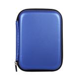 Beli Aksesoris Digital Kabel Earphone Storage Organizer Bag Usb Flash Drive Case Bag Hot Biru Tua Intl Nyicil
