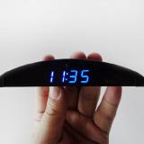 Jual Digital Jam Elektronik Mobil 12 V Mobil Pengukur Tegangan Volt Internasional Di Bawah Harga