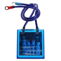 Harga Digital Display Car Bahan Bakar Saver Tegangan Regulator Grounding Stabilizer Intl Dan Spesifikasinya