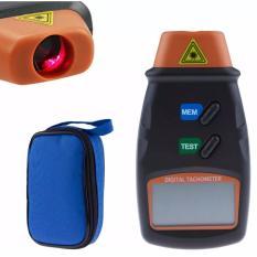 Obral Digital Laser Tachometer Alat Ukur Kecepatan Mesin Kendaraan Dengan Teknologi Laser Murah