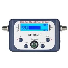 Pusat Jual Beli Digital Satellite Finder Satellite Signal Meter Mini Digital Satellite Signal Finder Meter With Lcd Display Digital Satfinder With Compass Intl Hong Kong Sar Tiongkok