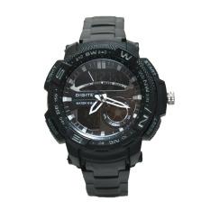 Spesifikasi Digitec Dg 3014 Mb Jarum Putih Men S Jam Tangan Pria Hitam Lengkap Dengan Harga