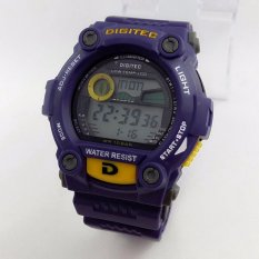 Digitec DG2005 - Jam Tangan Sport Pria - Digital Mode - Full Rubber