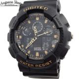 Beli Digitec Dg2011 Jam Tangan Olahraga Pria Dual Time Fiture Waterresist On Off Light Waterresist