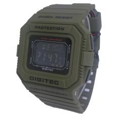 Review Digitec Dg2088 Jam Tangan Sport Pria Green Army Di Indonesia