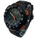 Toko Digitec Dg2093T Dual Time Jam Tangan Pria Rubber Strap Hitam List Orange Di Banten