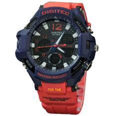 Spesifikasi Digitec Dg2094T Jam Tangan Pria Karet Merah Navy Lengkap Dengan Harga