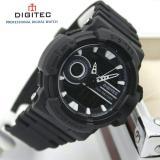 Spesifikasi Digitec Dg3057 Prt Dual Time Pria Rubber Strap Digitec Terbaru