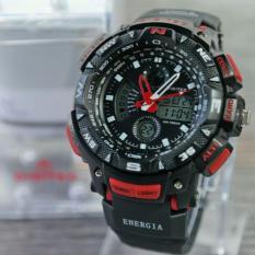 Digitec - Dual time - Jam tangan Pria - Sport - Model Casual Trendy - Rubber 5a33c469e3