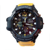 Review Digitec Dual Time Jam Tangan Sport Pria Rubber Strap Dg 2094 Yr Digitec