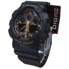 Review Pada Digitec Dual Time Jam Tangan Sport Pria Rubber Strap Dg2011 Pria