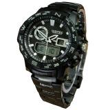 Harga Digitec Dual Time Jam Tangan Sport Pria Stainless Steel Dg 3030 Bw Yang Murah Dan Bagus
