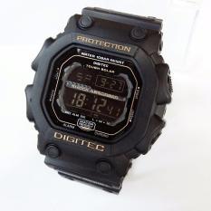 Harga Digitec Fashion Ory Core Digital Multi Fungsi Jam Tangan Pria Rubber Strap Black Original Terbaru Digitec Original
