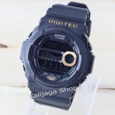 Spesifikasi Digitec Jam Tangan Pria Wanita Sporty Dual Time Water Resistant Beserta Harganya