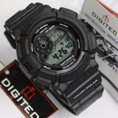 Digitec Jam Tangan Sport Digital DG0939 - Black Black