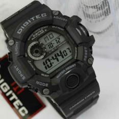 Toko Digitec Jam Tangan Sport Digital Dg2064T Hitam Lengkap