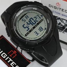 Jual Digitec Jam Tangan Sport Digital Dg3019T Black Digitec