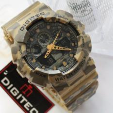 Digitec Jam Tangan Sport Dual Time DG2072T
