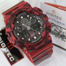 Katalog Digitec Jam Tangan Sport Dual Time Dg2072T Merah Digitec Terbaru