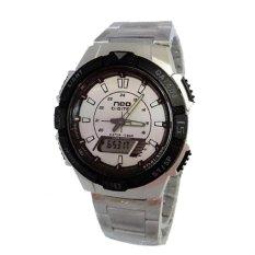 Harga Digitec Neo Jam Tangan Sport Pria Stainless Steel Dg 139 A Silver Black W Yang Murah Dan Bagus