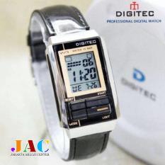 Digitec Original - DG3052JAC- Jam Tangan Wanita -Tali Kulit - Multi Fitur 55de79585f
