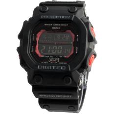 Spesifikasi Digitec Protection D49H90Dg2012Thtmm Digital Sport Jam Tangan Pria Rubber Strap Hitam Lengkap