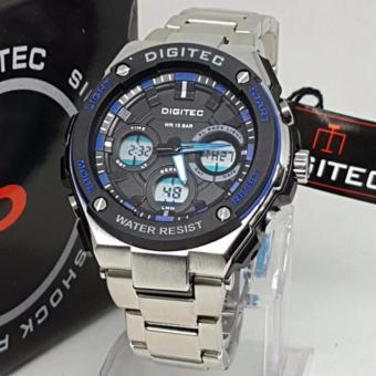 Digitec Rantai Jam Tangan Pria Model Terbaru DG3036NY