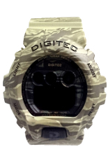 Digitec Red Bull G 2076 Men S Hijau Muda Army Karet Jam Tangan Digital Murah