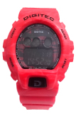 Spesifikasi Digitec Red Bull G 2076 Men S Merah Army Karet Jam Tangan Digital Baru